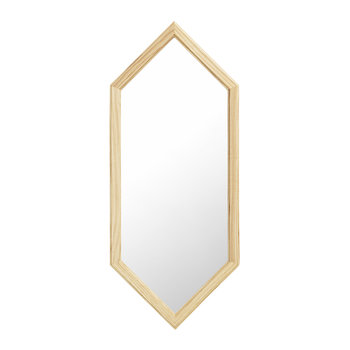 Lust Mirror - Small - Silver