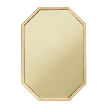 Lust Mirror - Large - Green