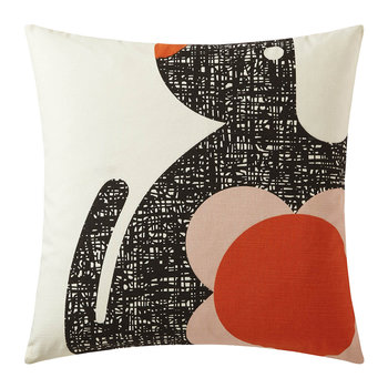 Poppy Dog Cushion - 45x45cm