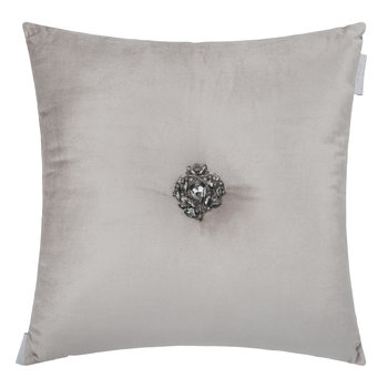 Metz Bed Cushion - 45x45cm - Grey