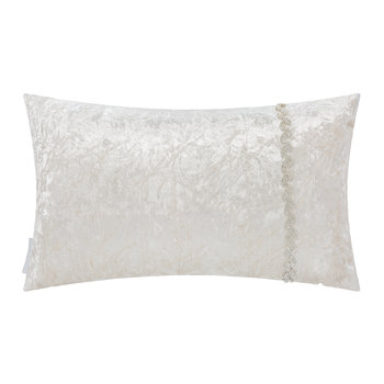 Modena Bed Cushion - 30x50cm - Oyster