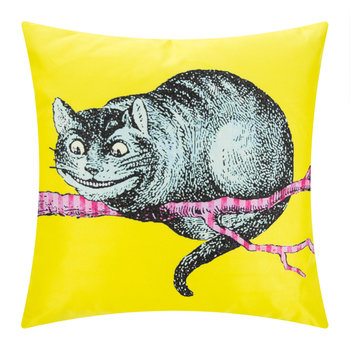 Alice In Wonderland Cushion - Cheshire Cat