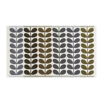 Multi Stem Bath Mat - Moss