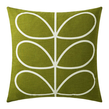 Linear Stem Pillow - 45x45cm - Apple