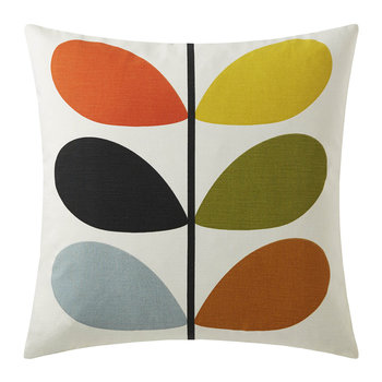Multi Stem Cushion - 45x45cm - Multi