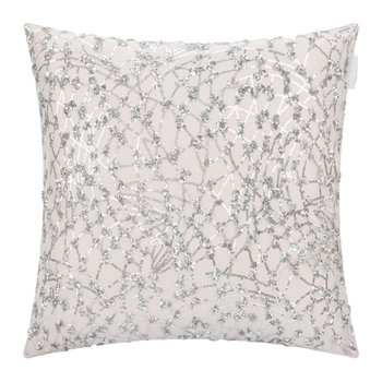 Helene Bed Cushion - 55x55cm - Nude