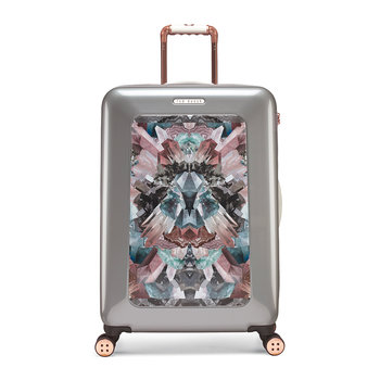 Mirrored Minerals Suitcase - Medium