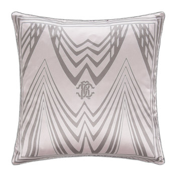 Deco Silk Pillow - Rosa