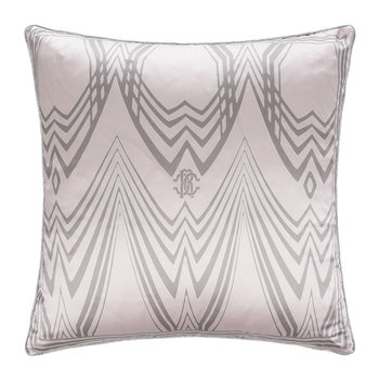 Deco Silk Cushion - Rosa