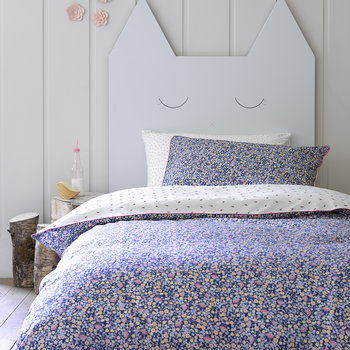 Ladybird Duvet Set - Blue