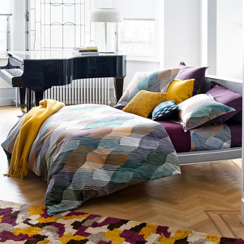 Fantasque Duvet Cover - Multicolour