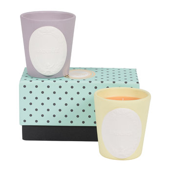Mini Candles - Set of 2 - Orange Blossom & Jasmine