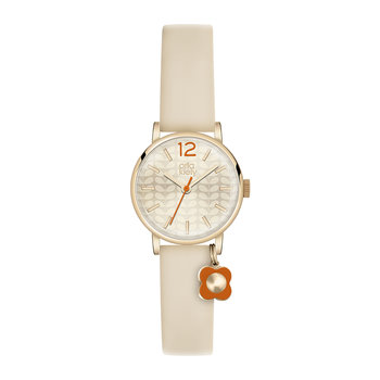Ladies Solveig Watch - Cream