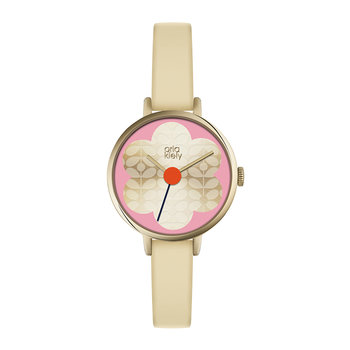 Ladies Iris Watch - Cream