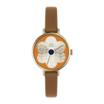 Ladies Iris Watch - Tan