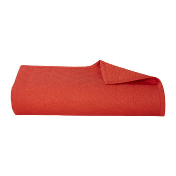 Iconic Bedspread - Red