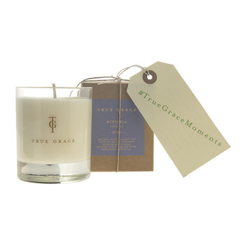 Walled Garden Candle in Tin - Wisteria - 250g