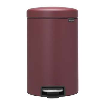 NewIcon Pedal Bin - Windsor Red