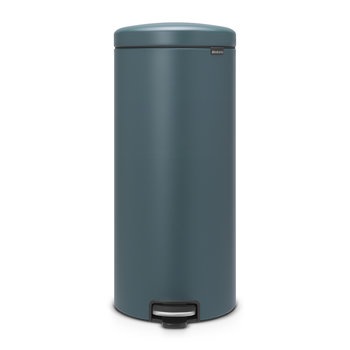 NewIcon Pedal Bin - Reflective Blue