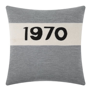1970 Pillow - Marl Grey