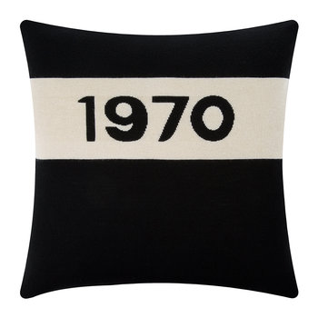1970 Pillow - Black