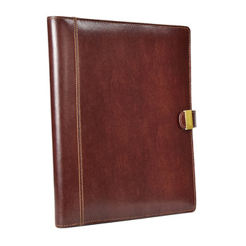Heritage Document Folder - Brown