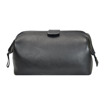 Heritage Wash Bag - Black