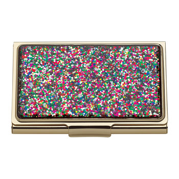 Simply Sparkling Card Holder - Multi
