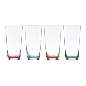 Verres Highball Flynn Street - Lot de 4