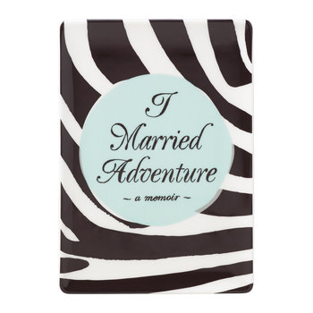 'I Married Adventure' Trinket Tray