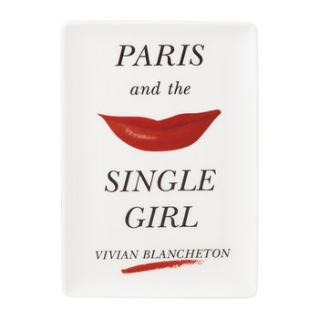 'Paris and the Single Girl' Trinket Tray