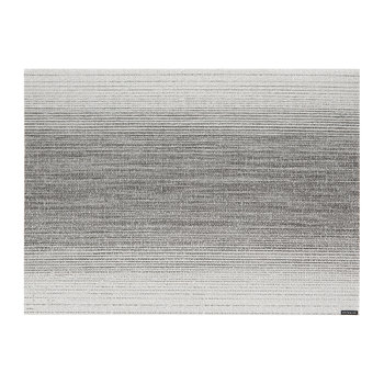 Ombre Rectangle Placemat - Silver