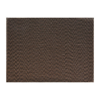 Jewel Rectangle Placemat - Garnet