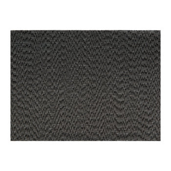 Jewel Rectangle Placemat - Black