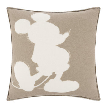 Mickey Mouse Pillow - 50x50cm - Smoke