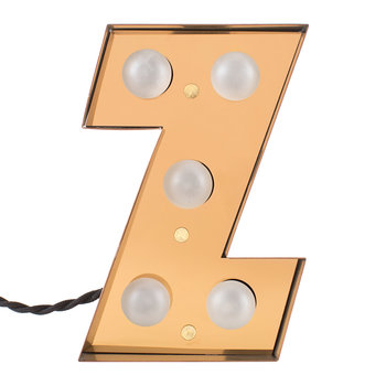 Caractere LED-Lampe - Z