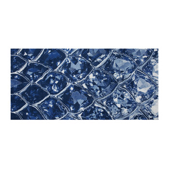Blue Gem Bath Mat - 70x140cm