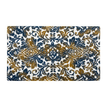 Imperial Blue Bath Mat - 60x100cm