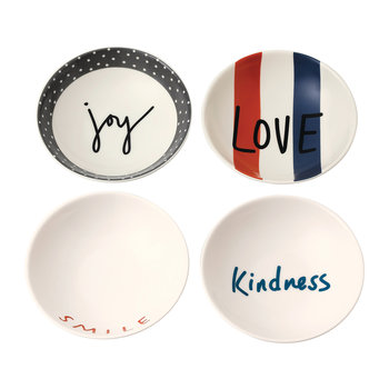 Ellen DeGeneres Joy Bowls - Set of 4