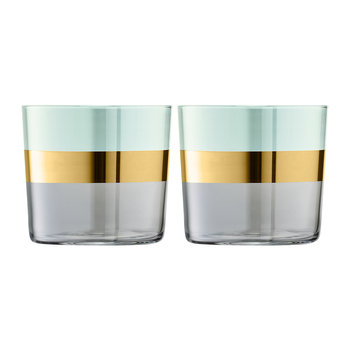 Bangle Tumbler - Set of 2 - Melon