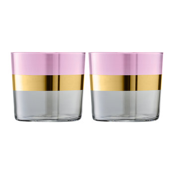 Bangle Tumbler - Set of 2 - Rose