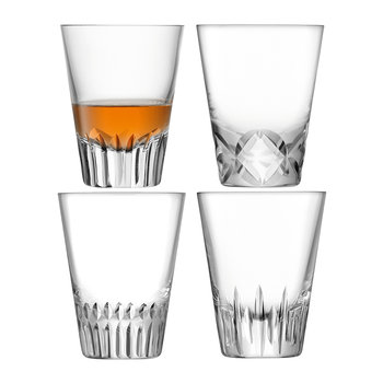 Tatra Tumbler - Set of 4 - Assorted