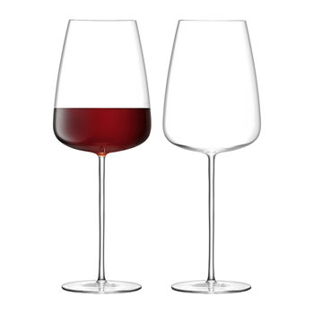 Wine Culture Red Wine Grand Glass - Set of 2