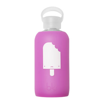 Limited Edition Glass Water Bottle - Popsicle Baby - 500ml