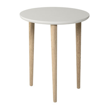 Noa Side Table - Grey