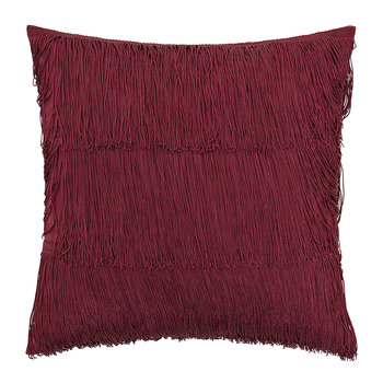Cotton Pillow - 40x40cm - Red