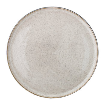 Stoneware Tray - Natural - 30cm