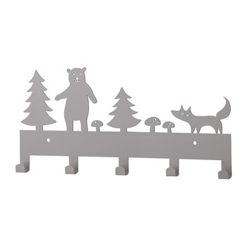 Woodland Coat Rack - Grey