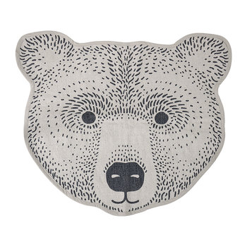 Bear Rug - Brown