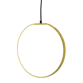 Bloomingville - Lampe Suspension - Or